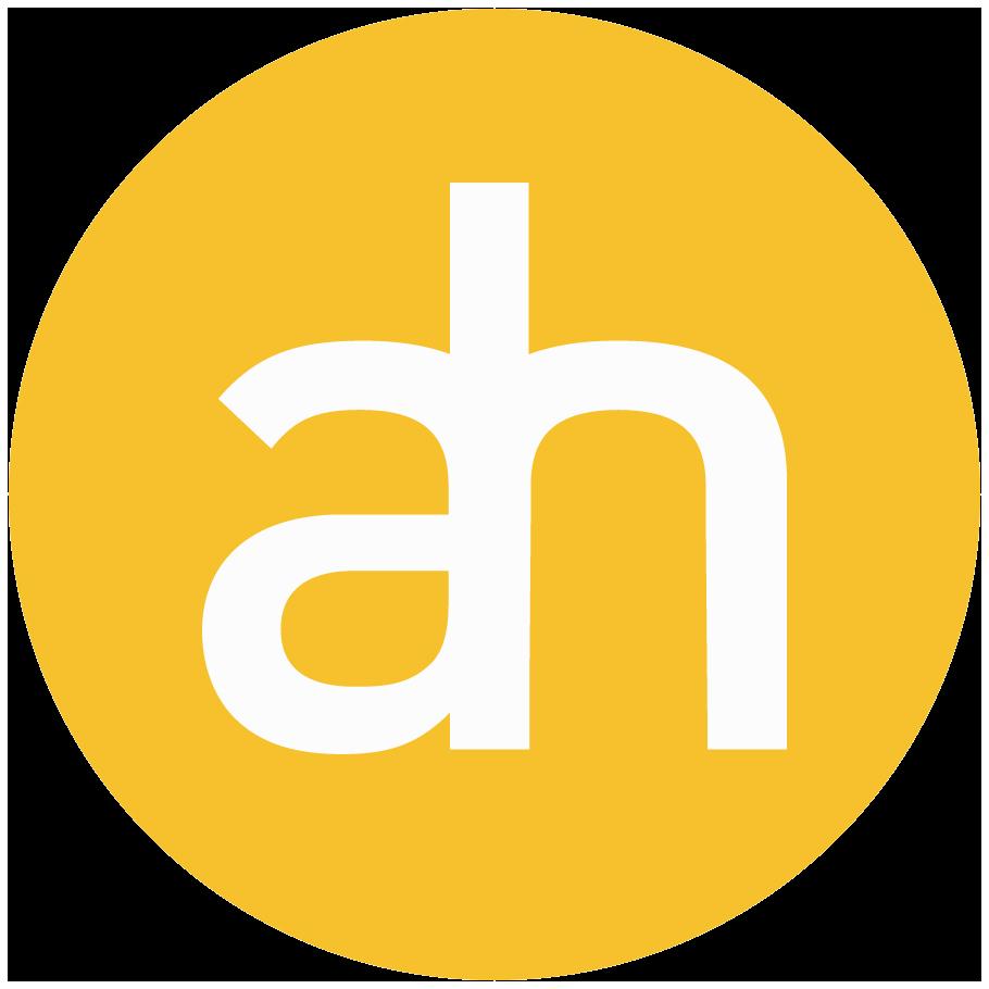 Anja Hennemann Logo